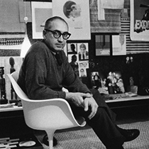 Remembering Saul Bass